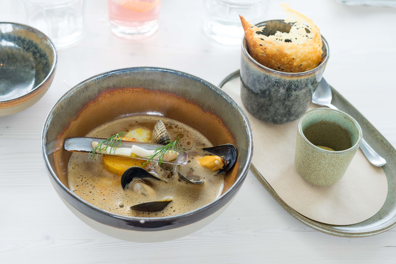 AiRrepublic Fischsuppe Oud Sluis