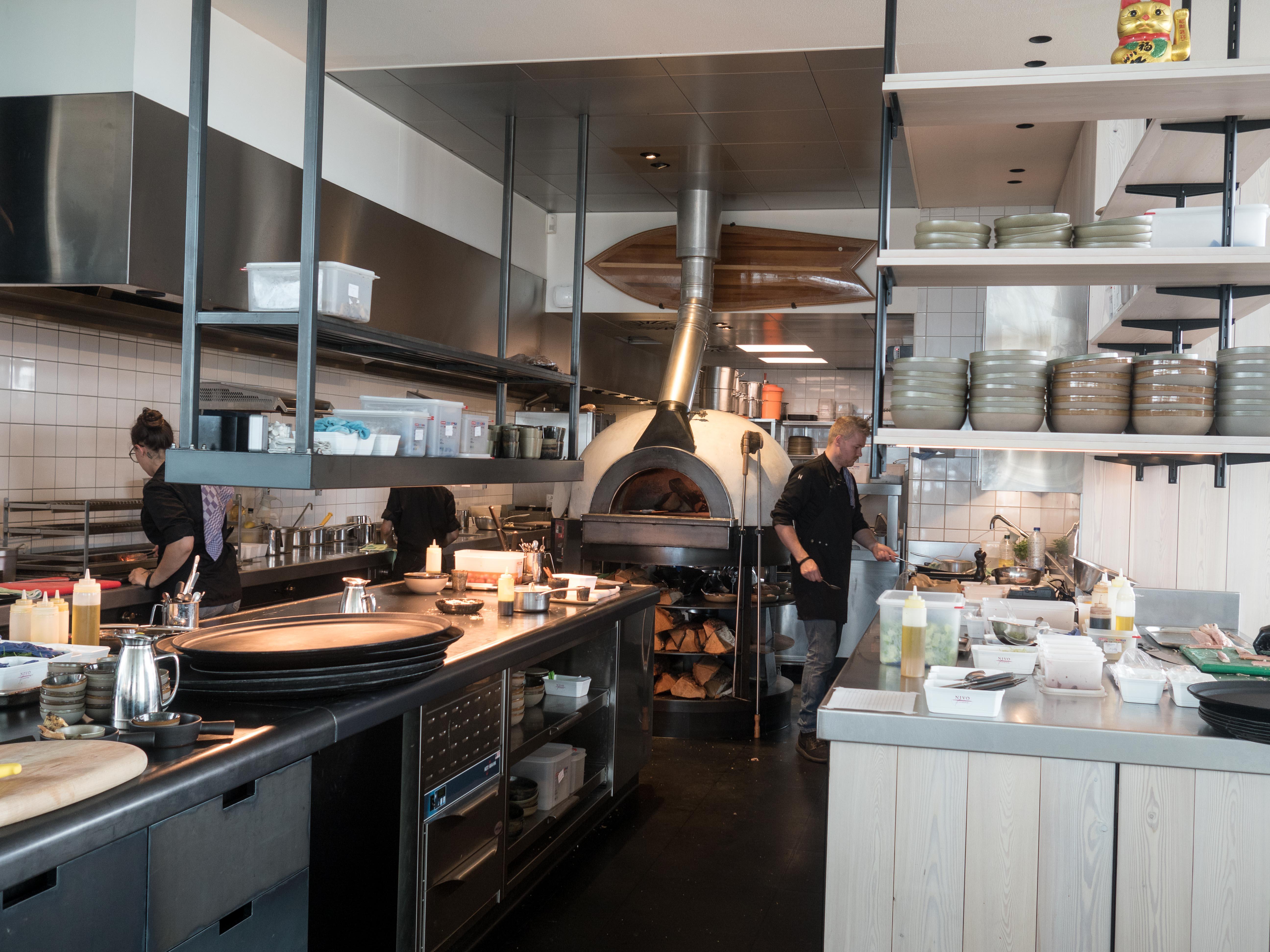AirRepublic Küche