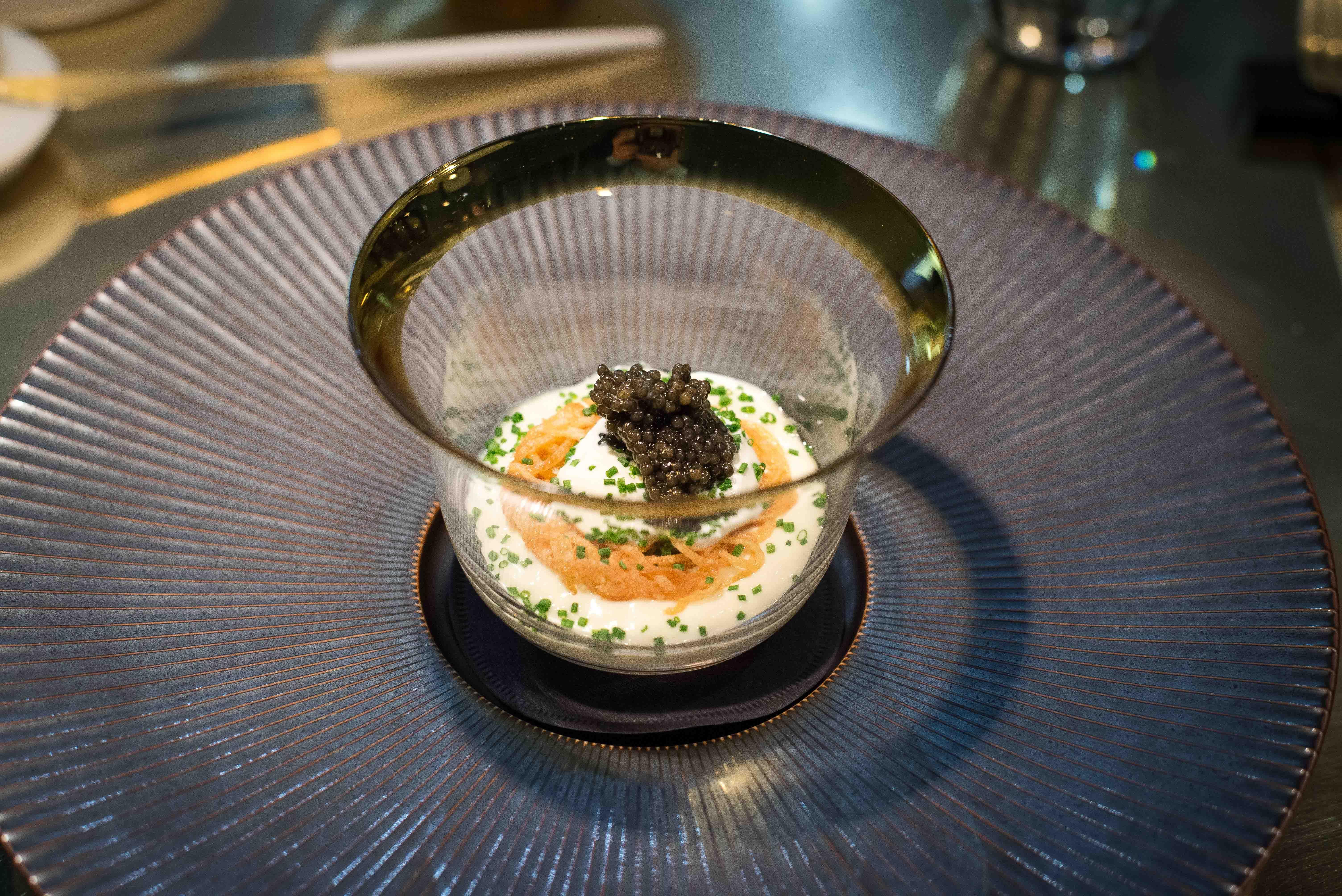 Restaurant Tribeca Jan Sobecki Anna Gold Caviar