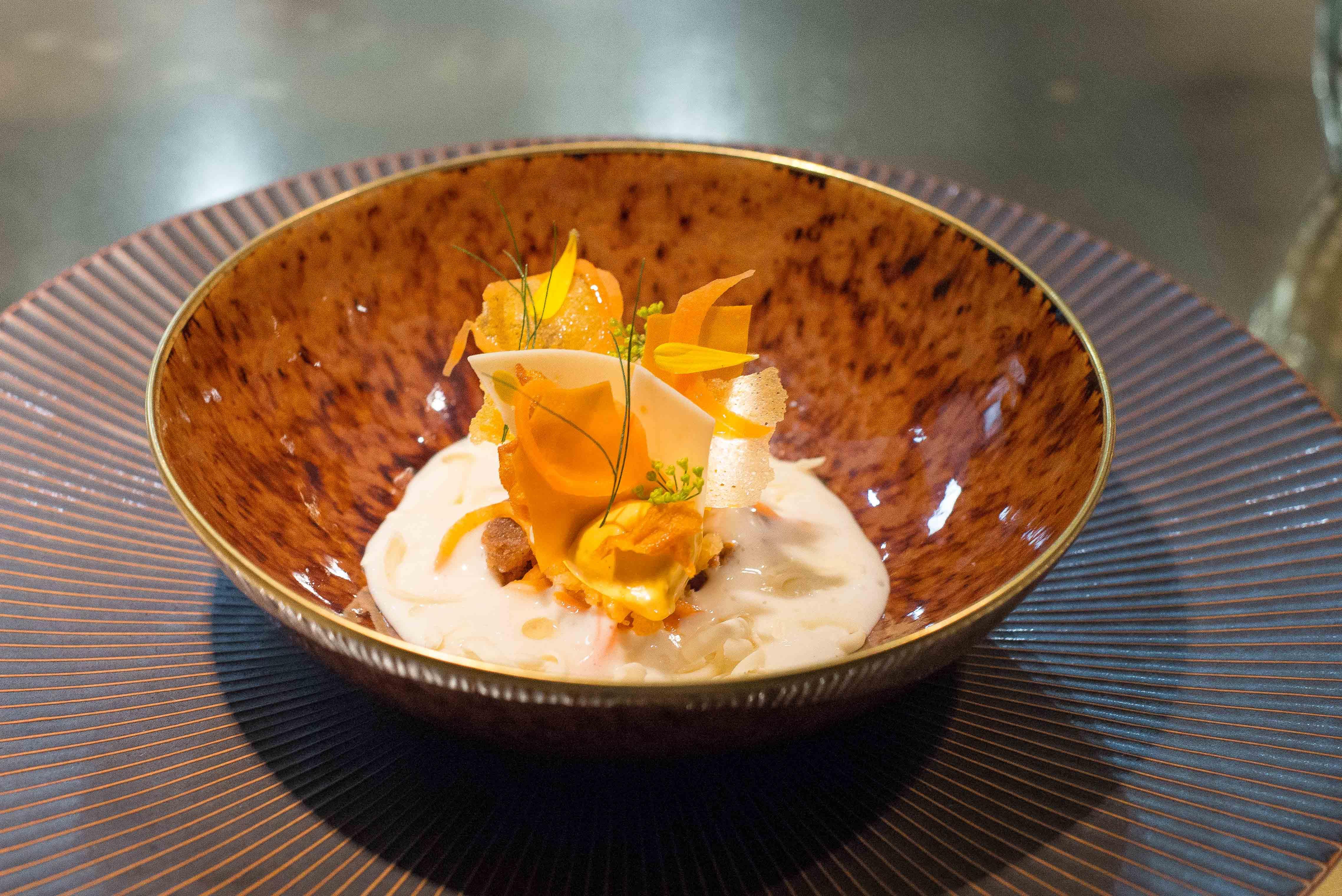 Restaurant Tribeca Jan Sobecki Sanddorn
