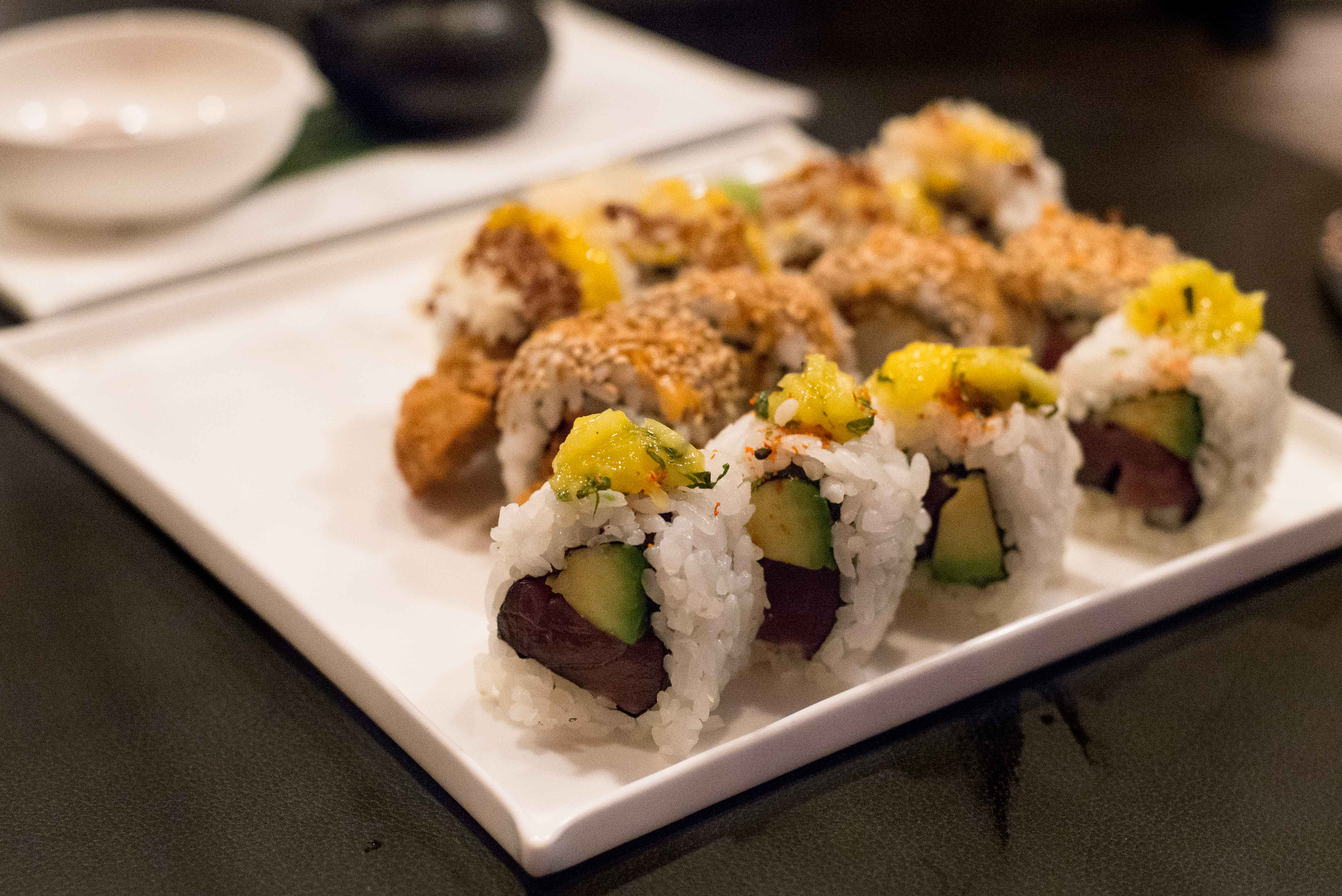 Yoso Andernach: Sushi