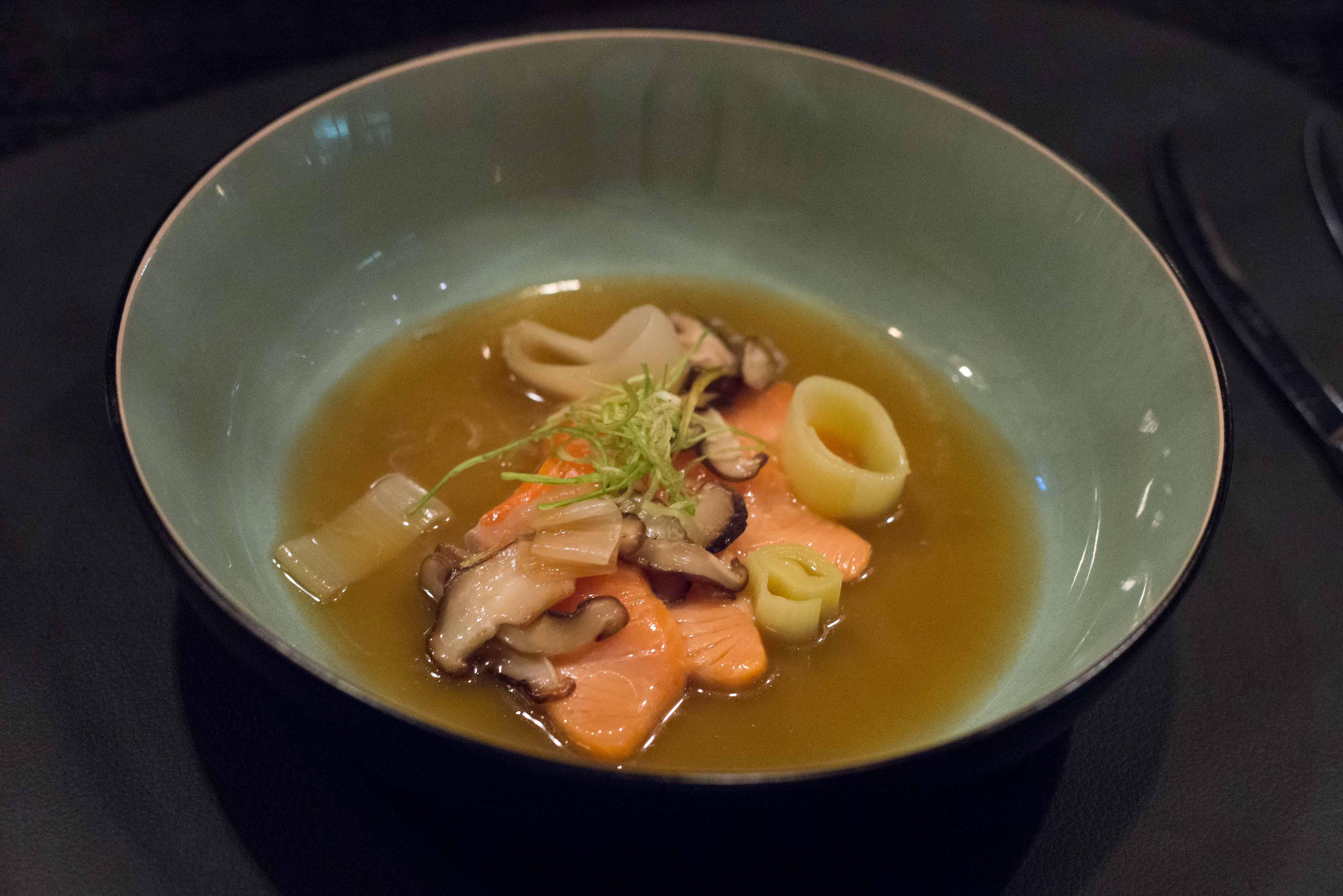 Yoso Andernach: Suppe