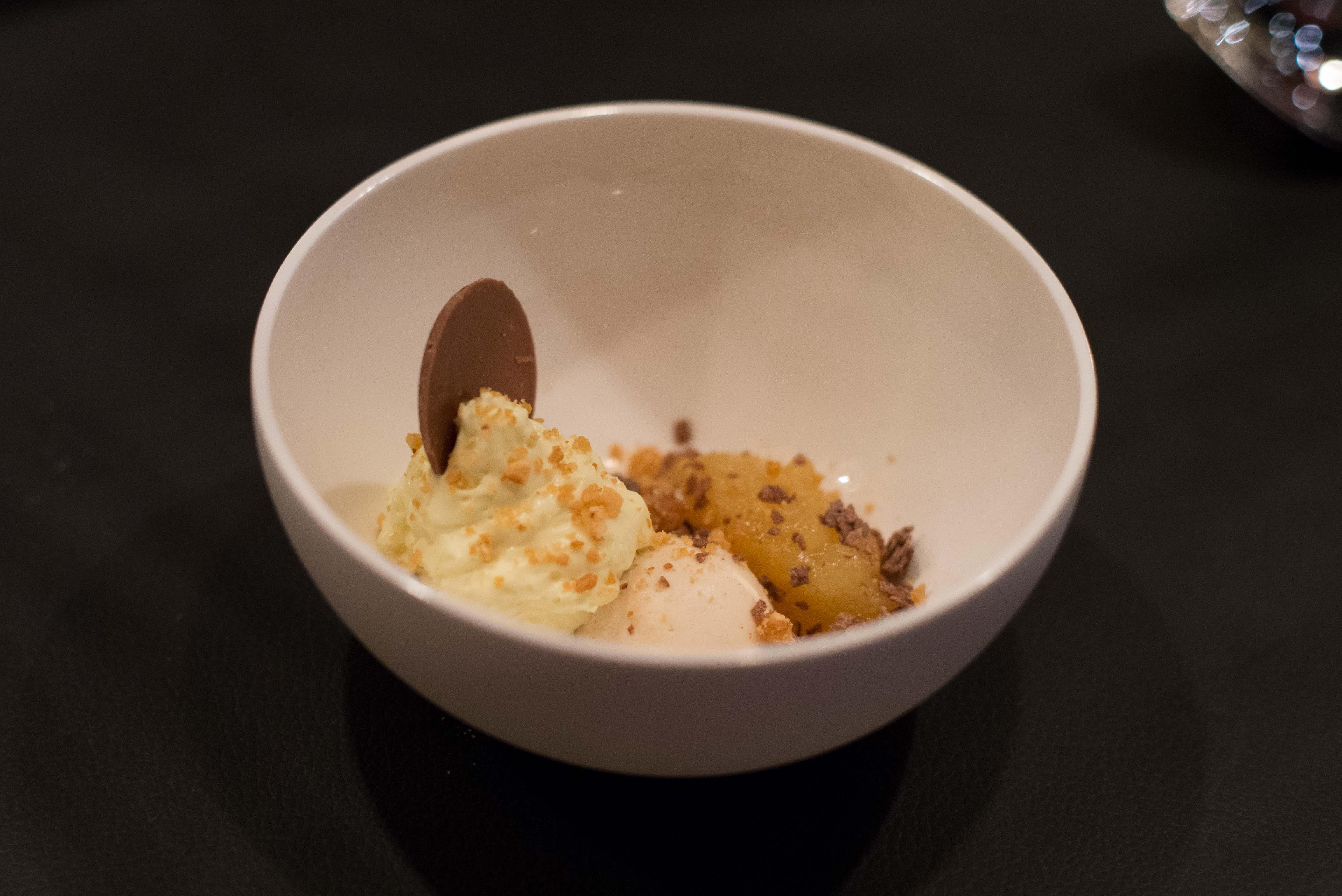 Yoso Andernach: Pré-Dessert