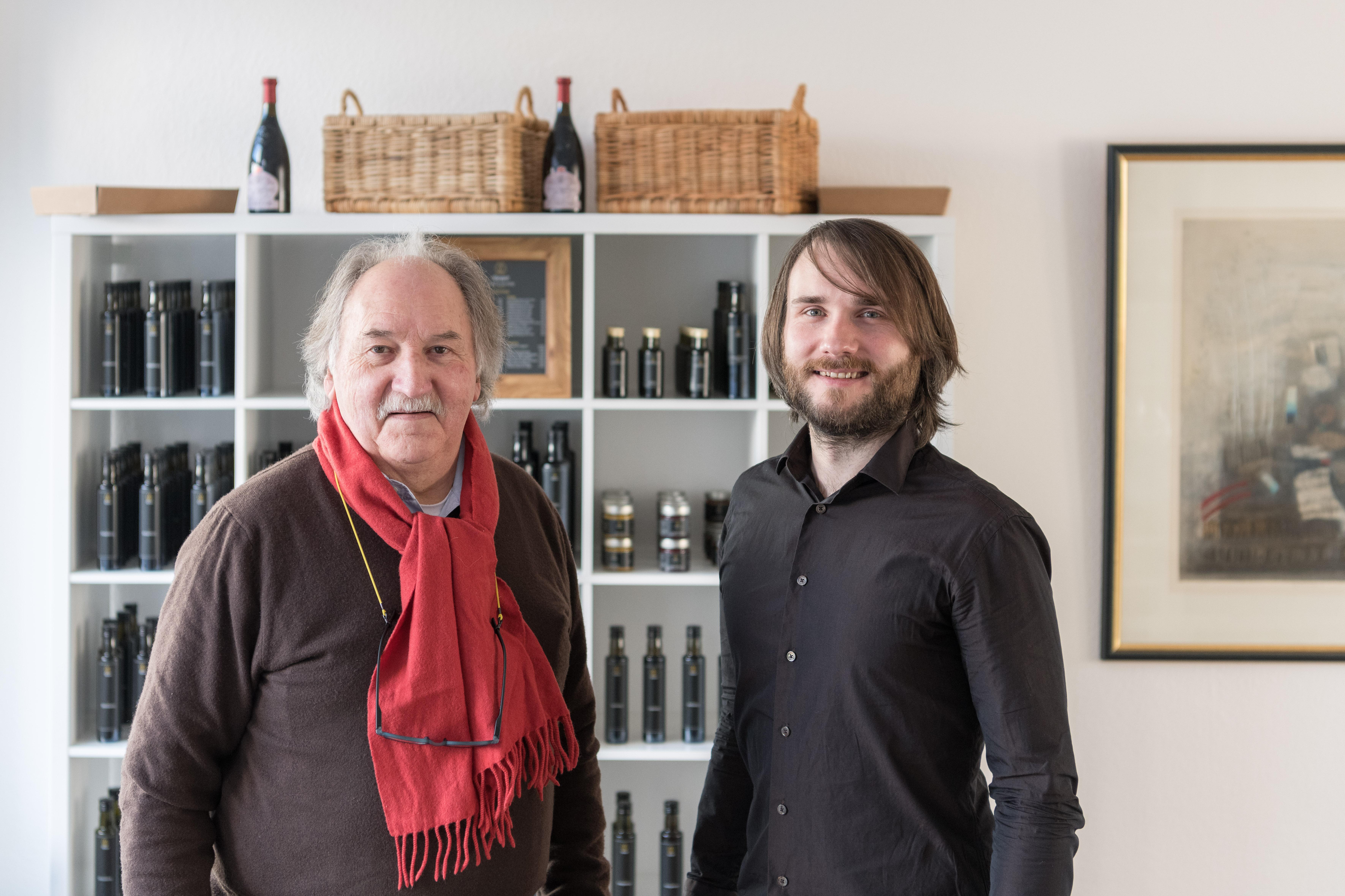 Einkaufsführer Essig und Öl: Oelpapst Jochen Wilcke