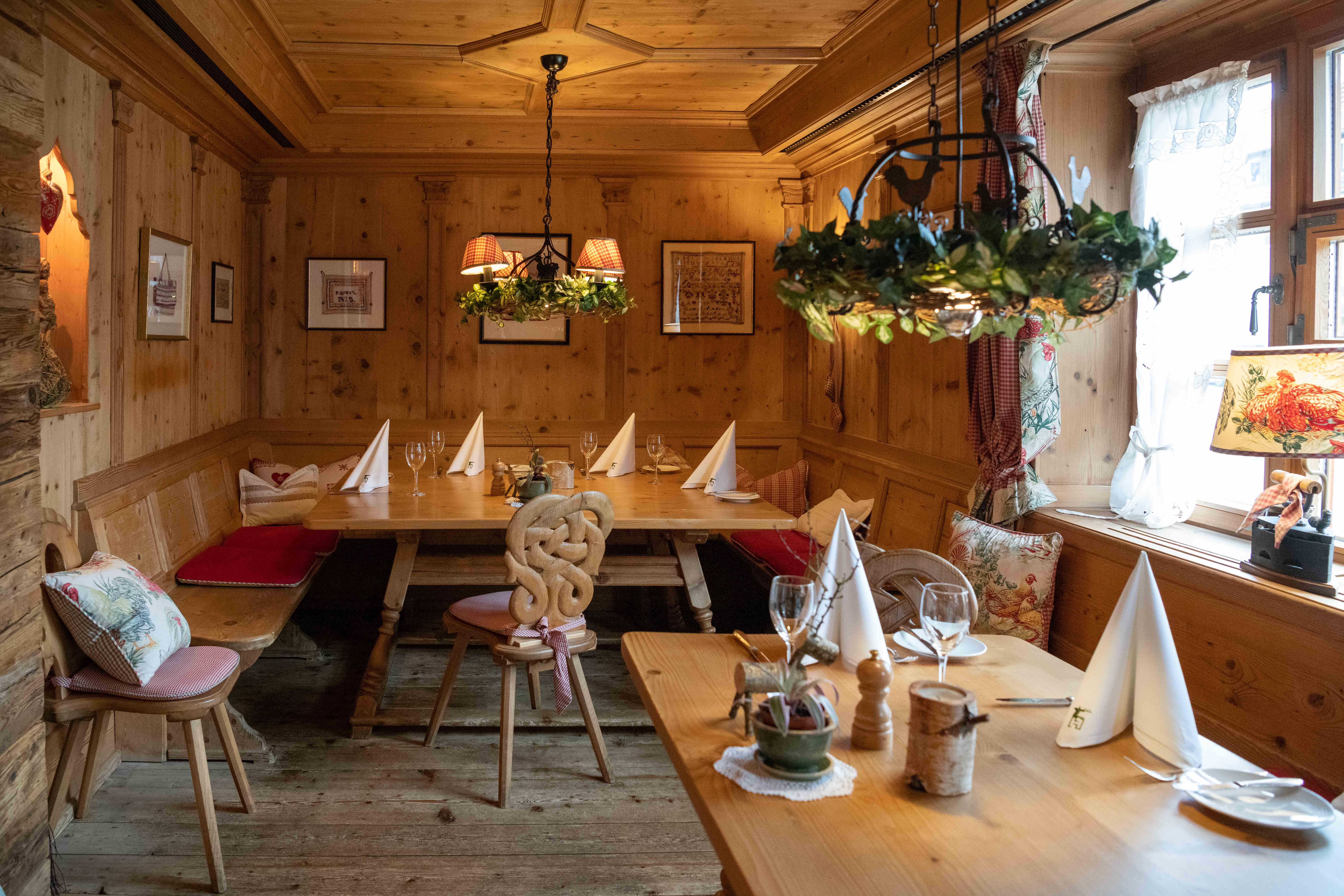 Restaurant Hirsch Sonnenbühl-Erpfingen Dorfstube