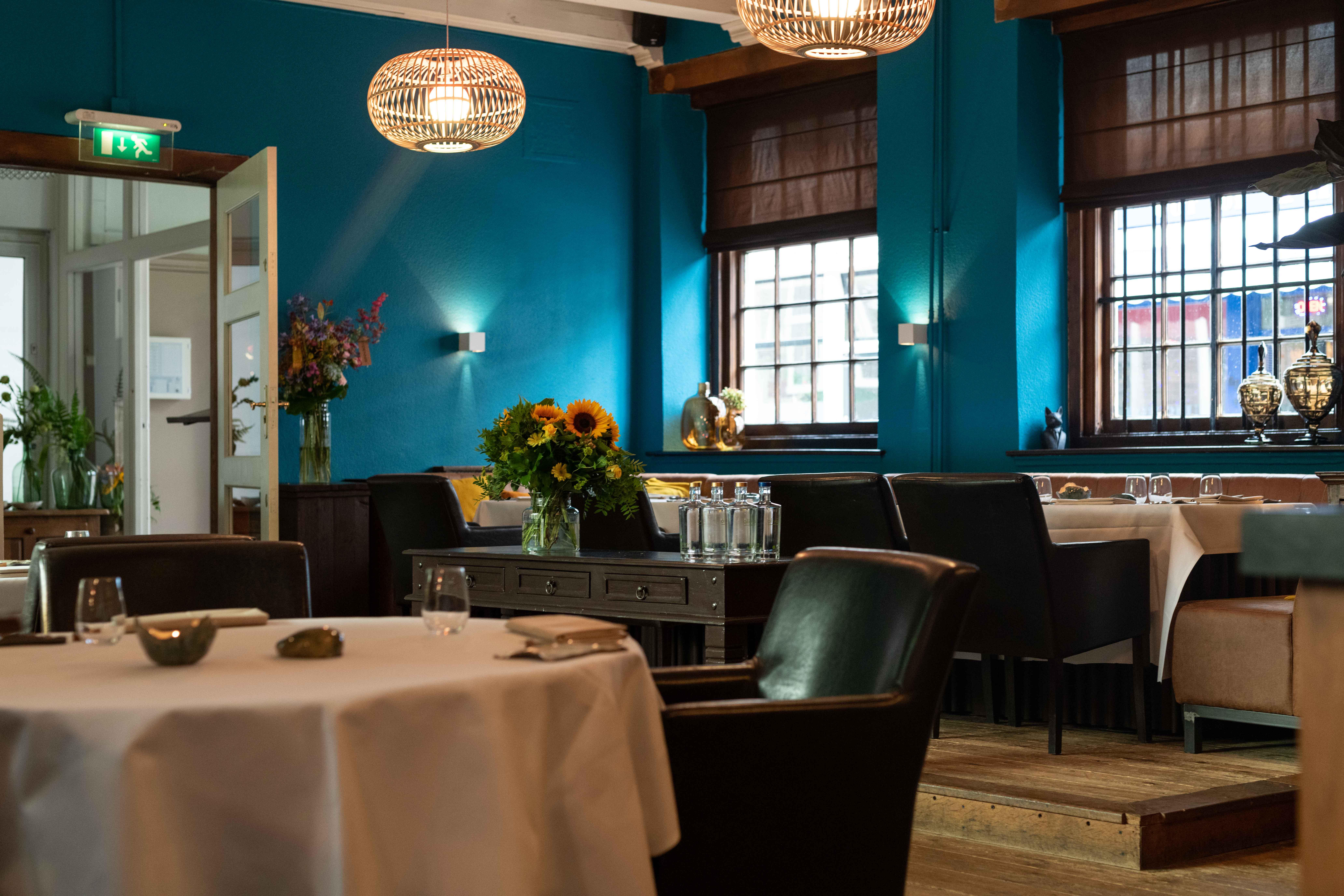 Restaurant Olivijn Haarlem Menno Post Interieur
