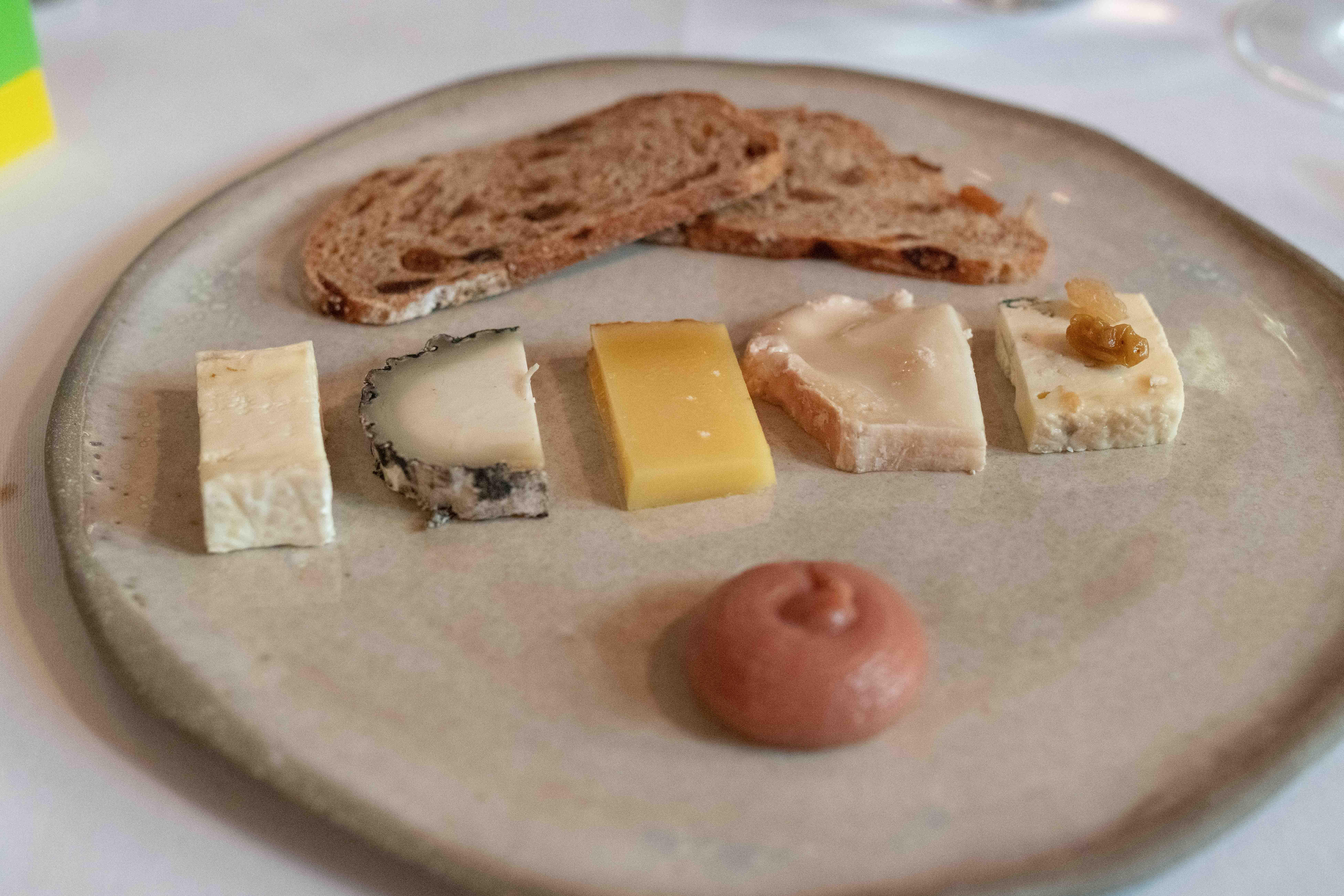 Restaurant Olivijn Haarlem Menno Post Cheese Kaas Käse