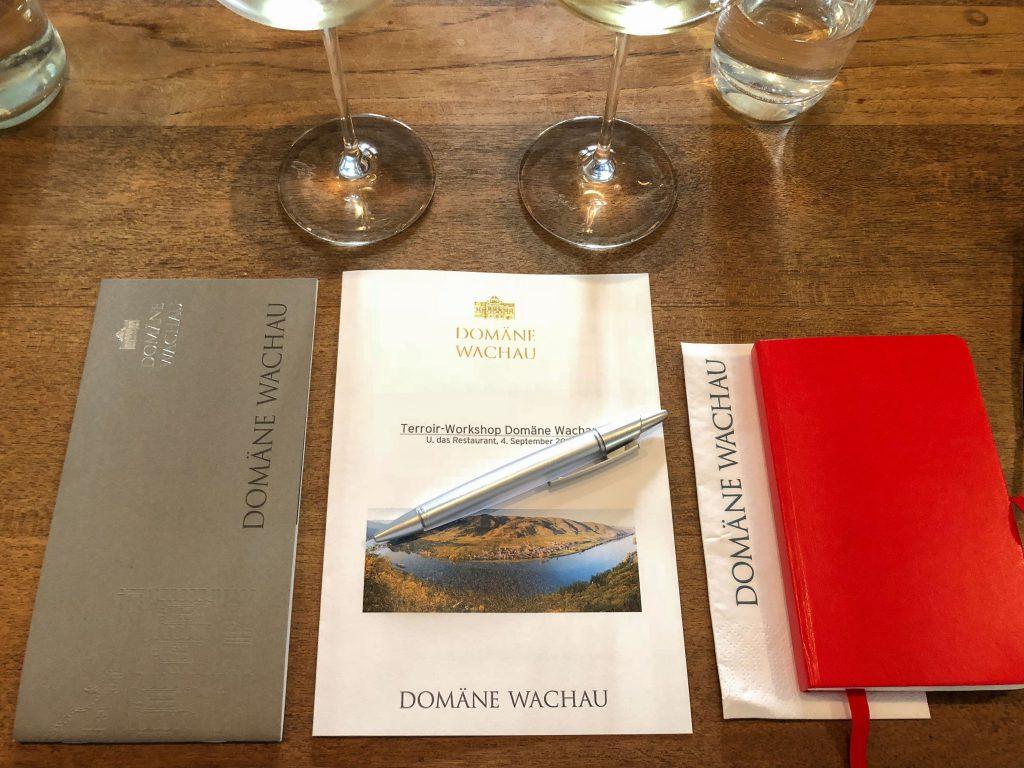Workshop Domäne Wachau im U. das Restaurant