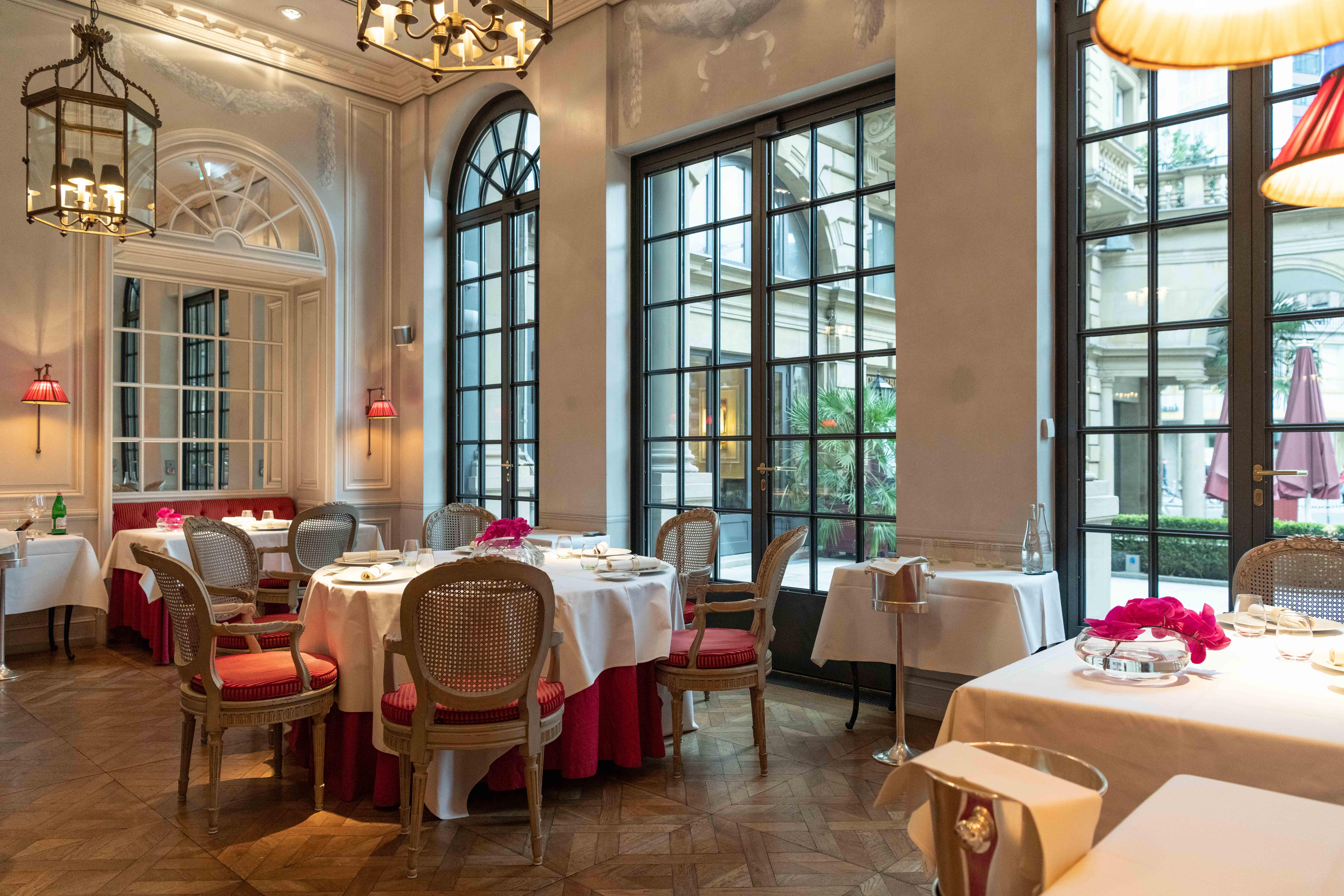 Restaurant Français Frankfurt